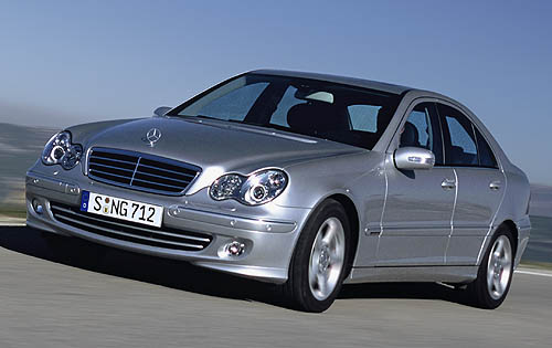 mercedes-benz c-class w203 (sedan, 2000-2007) reviews