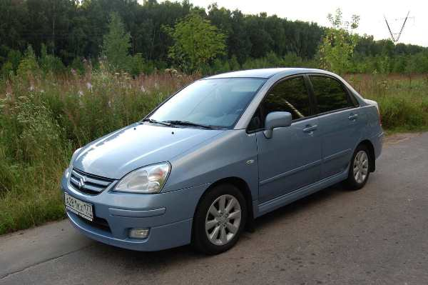 All Models  Suzuki Forenza Review