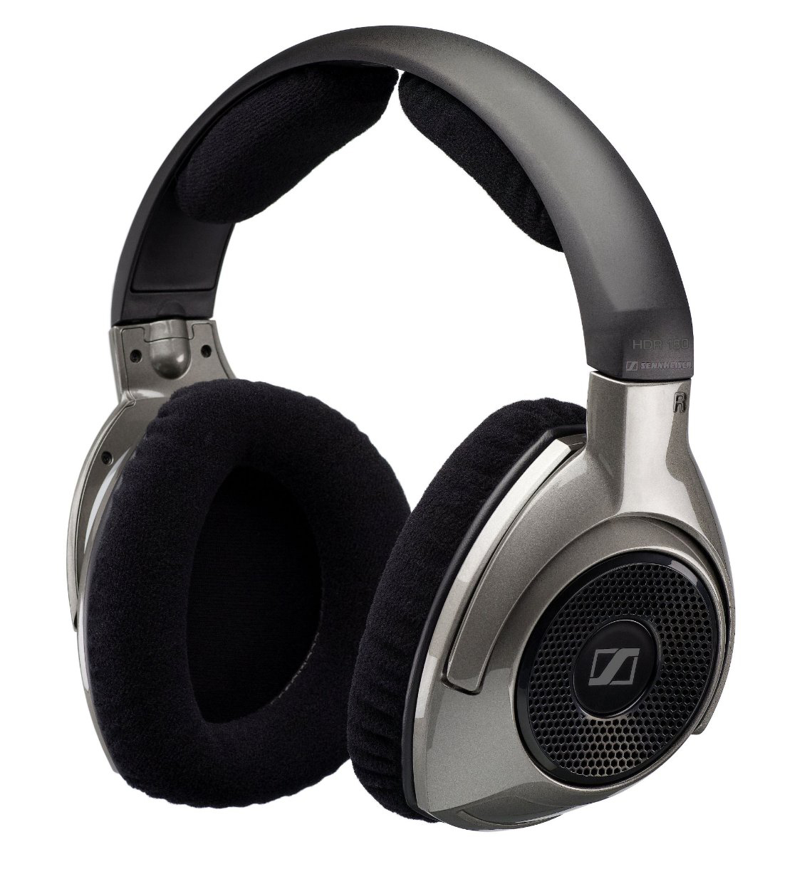 Sennheiser Hdr 180 Reviews Wireless Headphone Digital Rs175 Black