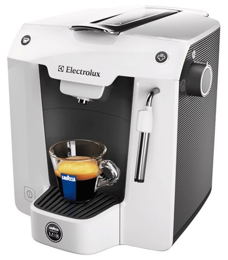Machine A Cafe Electrolux Lavazza Elm
