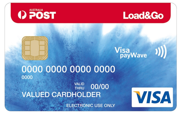 Visa Load And Go Travel Card