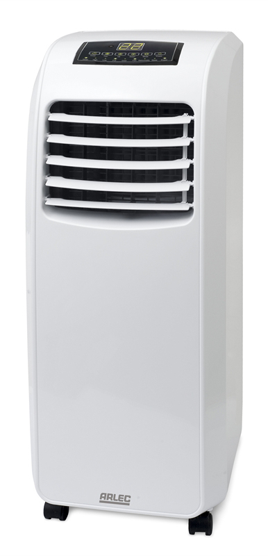 Arlec 7000 btu portable air conditioner with timer.