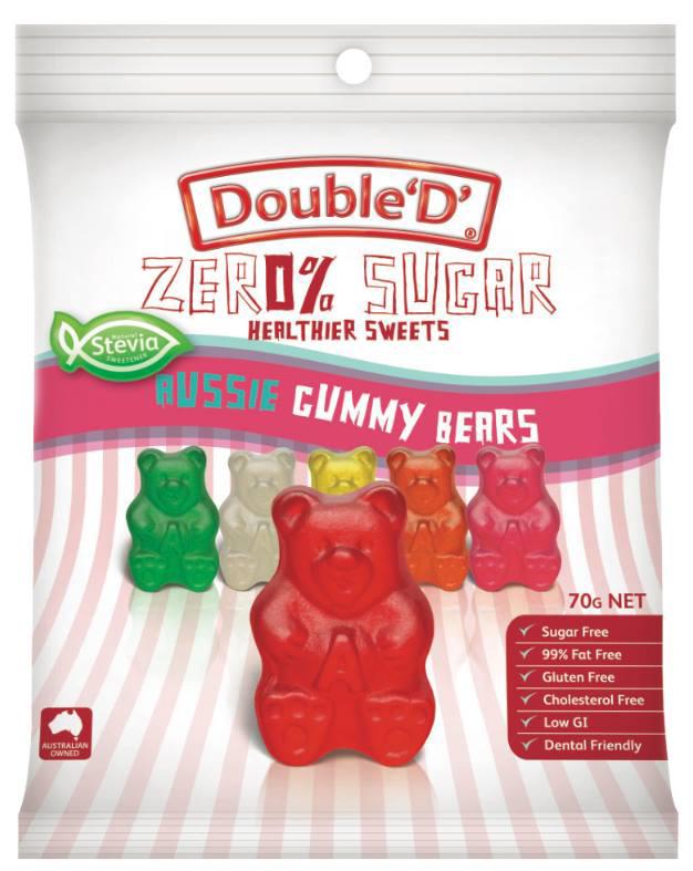 Double D Aussie Gummy Bears Reviews Productreview Com Au
