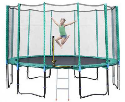 Premier Trampolines Springless 10Ft Reviews - Productreview.Com.Au