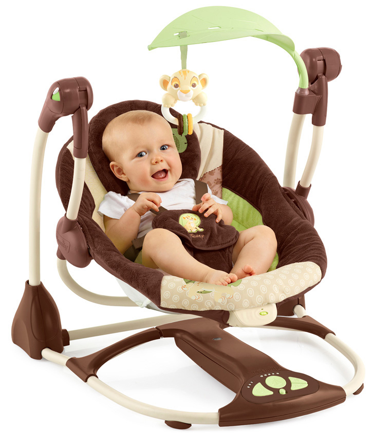 Disney Baby Lion King 2 In 1 Portable Swing Reviews