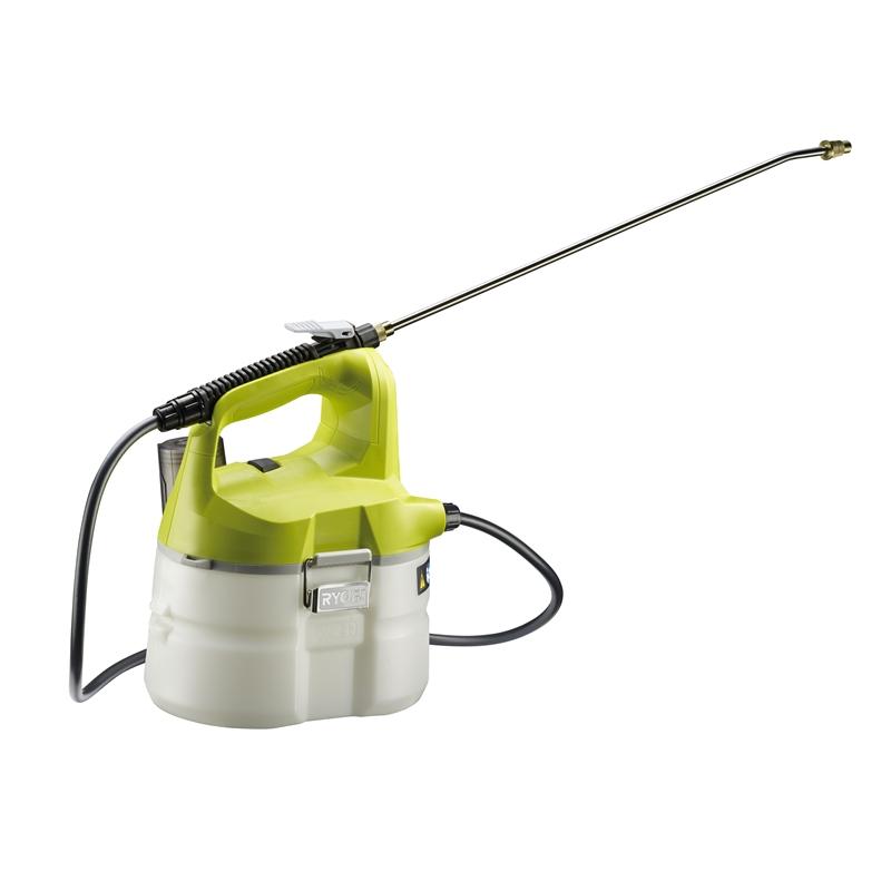 Ryobi one 18v 3 5l sprayer console reviews for Gardening tools bunnings