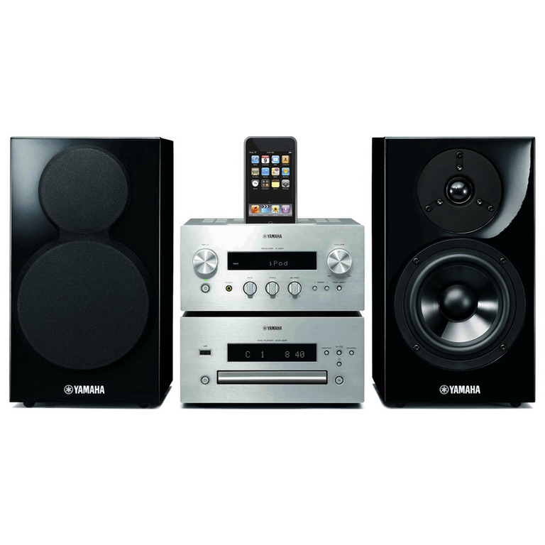 Yamaha Deep Bookshelf Speakers