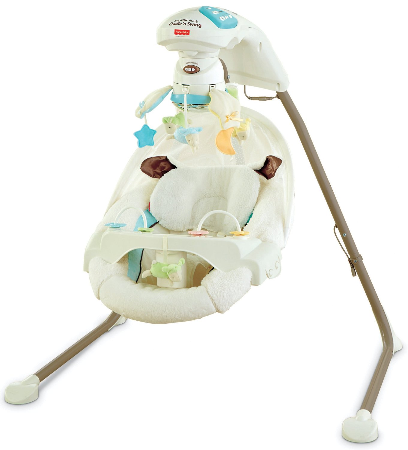 Fisher Price My Little Lamb Cradle N Swing Questions