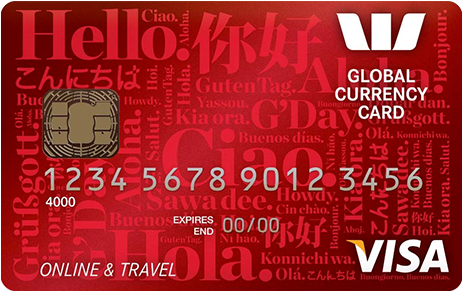 westpac global currency card reviews productreviewcomau - Global Travel Card