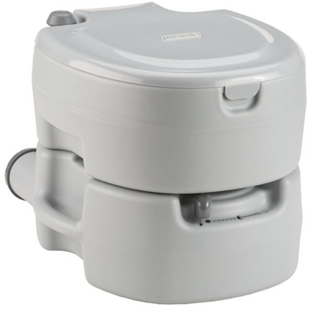 Coleman Large Portable Flush Toilet Reviews