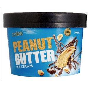 Pet Insurance Companies >> Coles Peanut Butter Ice Cream Reviews - ProductReview.com.au