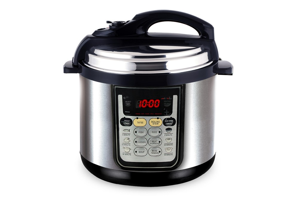 all clad electric pressure cooker manual