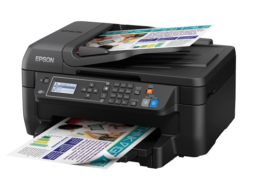 how to change date andtime on epson wf 3620