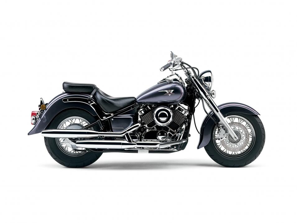 Yamaha Silverado Motor