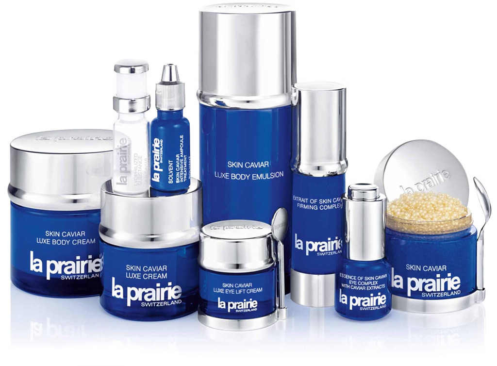 La prairie caviar reviews for La cabine skincare