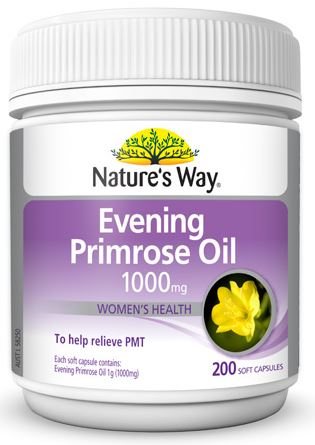 Nature S Way Evening Primrose Oil Review