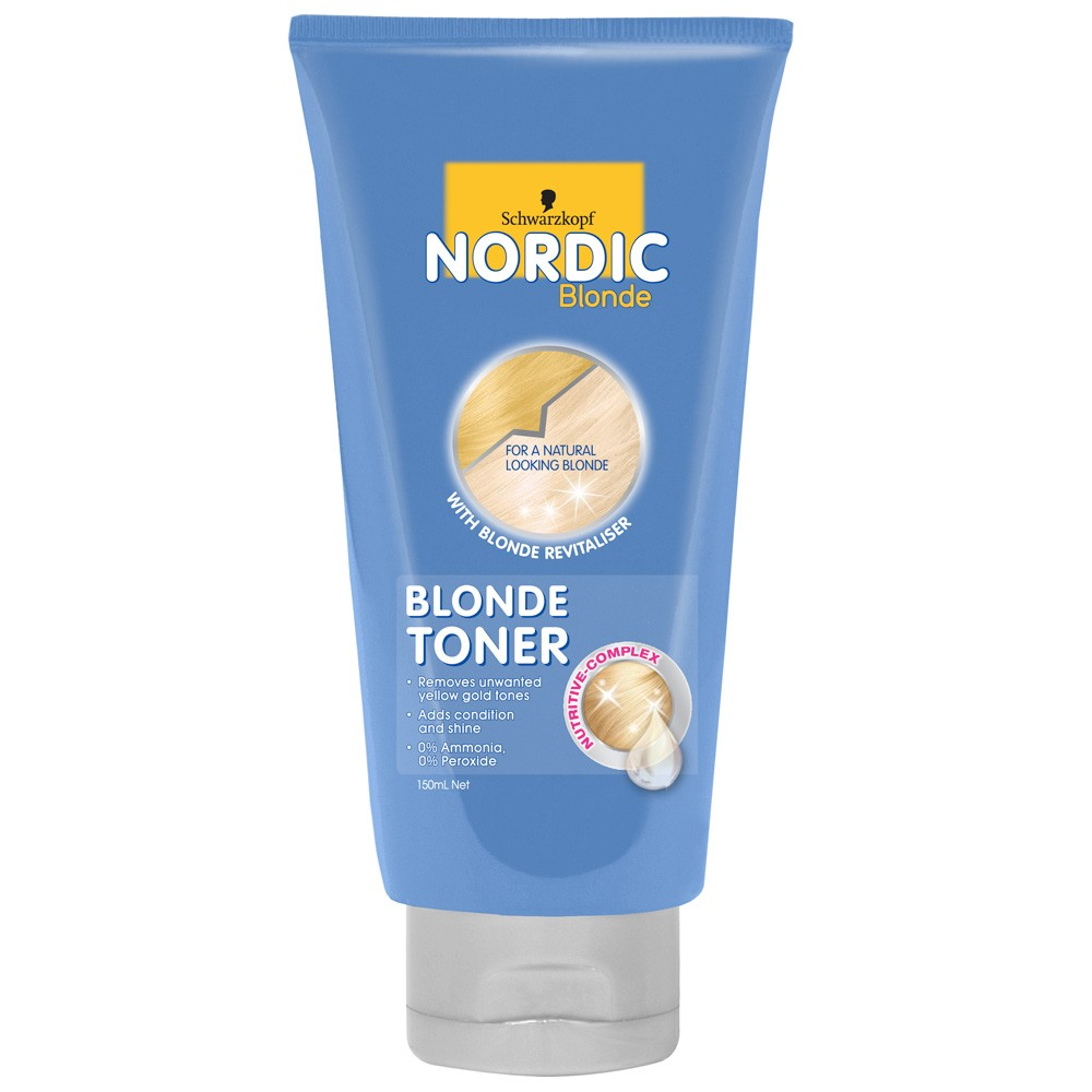 Schwarzkopf Nordic Blonde Toner Reviews Productreview Com Au