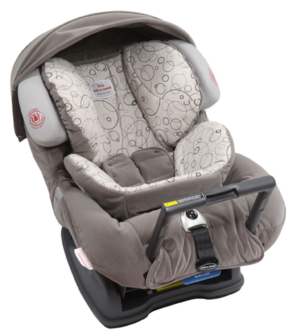 Britax Safe-n-Sound AHR Air Cushion Reviews - ProductReview.com.au