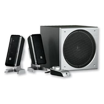 Logitech Z-3e Computer Speakers Reviews