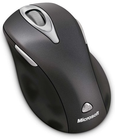 Microsoft Wireless Laser Mouse 5000 Reviews
