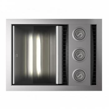 Ixl Appliances Neo Tastic 31112 Single Silver Hardwired