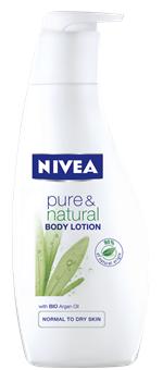 Nivea Pure & Natural Range