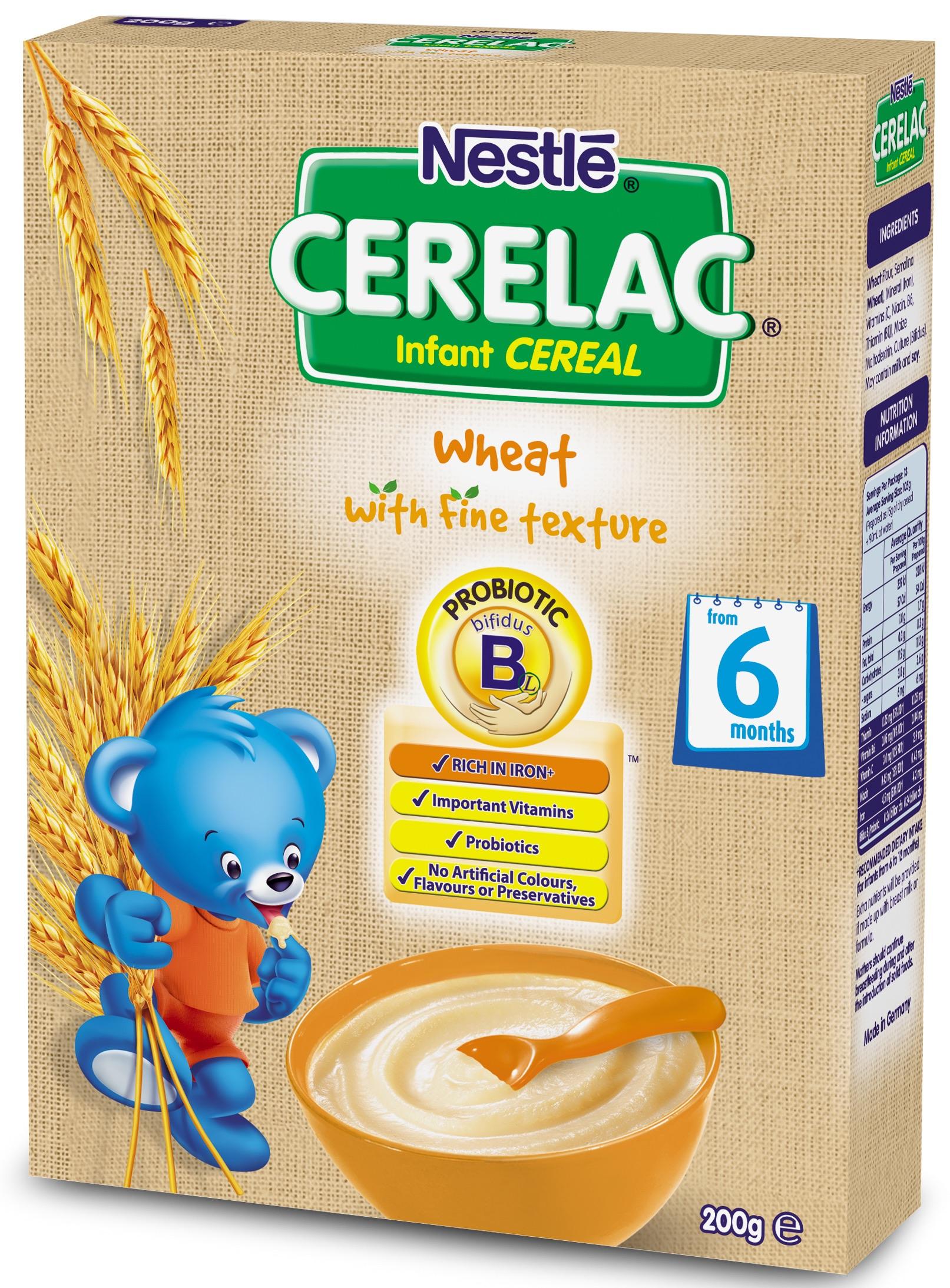 Nestl 233 Cerelac Infant Cereal Reviews Productreview Com Au
