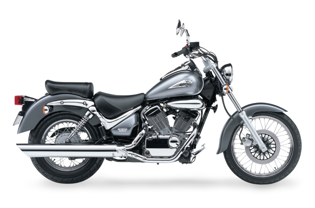 suzuki intruder 250lc    vl250 reviews
