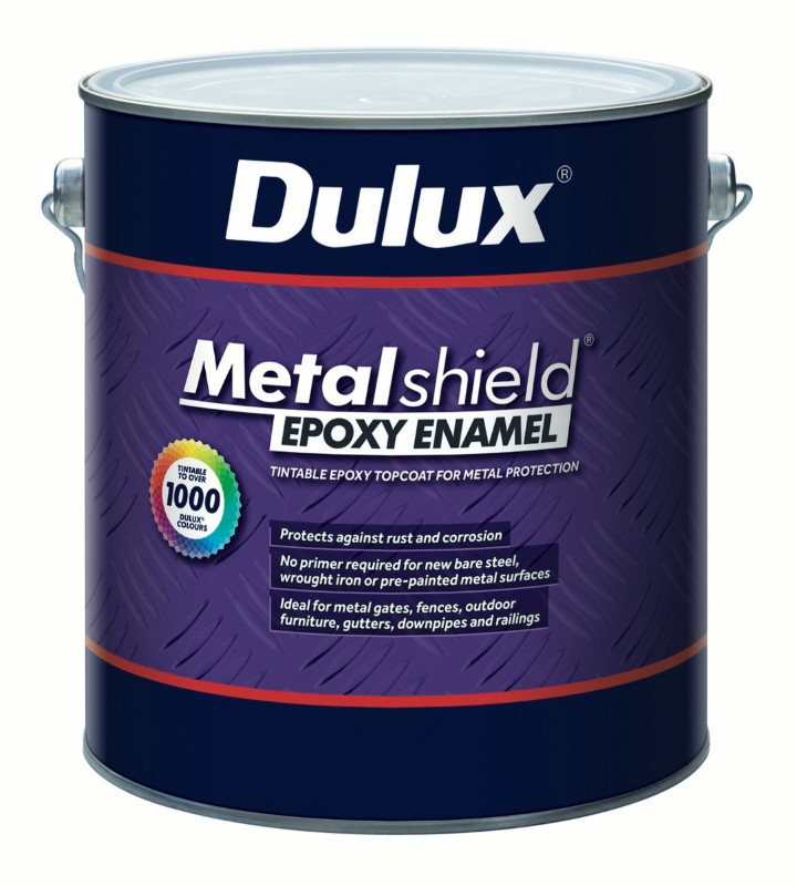 dulux metalshield epoxy enamel reviews