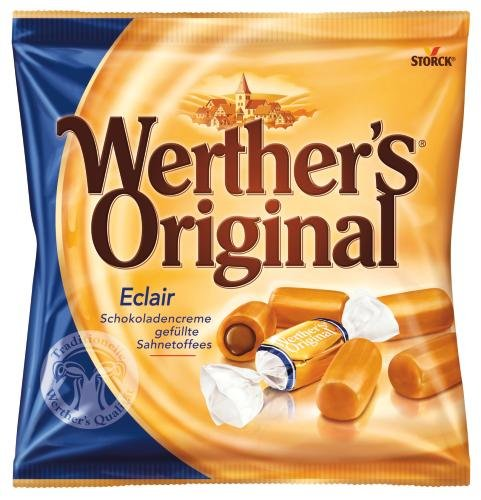 Old Fashioned Cars >> Werther's Original Eclairs Reviews - ProductReview.com.au