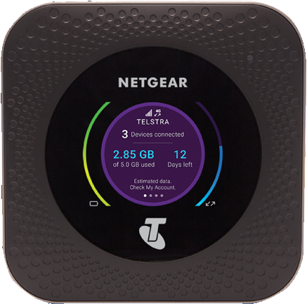 Netgear Smart Home security