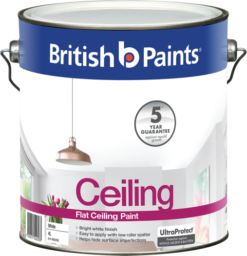 Dulux One Coat Ceiling Paint Review