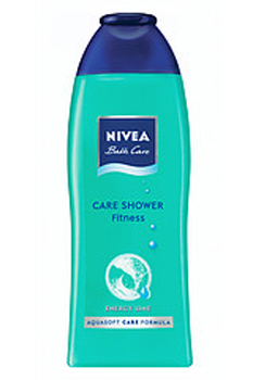 Nivea Fitness Shower Gel