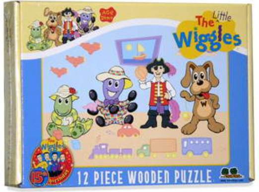 The Little Wiggles 12pc Reviews Productreview Com Au