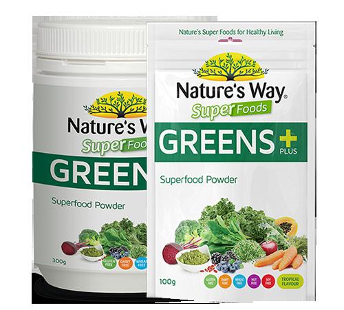 Nature S Way Super Greens Review