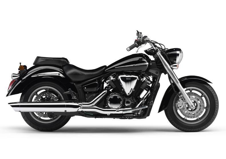 Yamaha V Star  Video Review