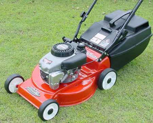 how to start rover quick start lawn mower