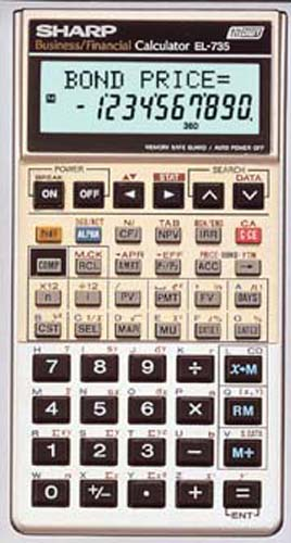 sharp el 735 reviews productreview com au rh productreview com au Sharp EL 1801V Calculator Ribbon Scientific Calculator Sharp EL 531