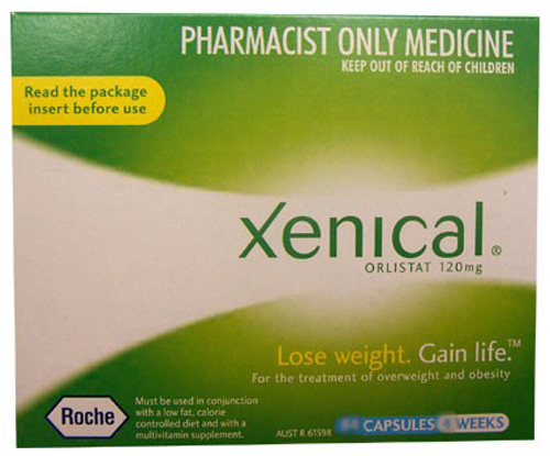 xenical weight loss tablets