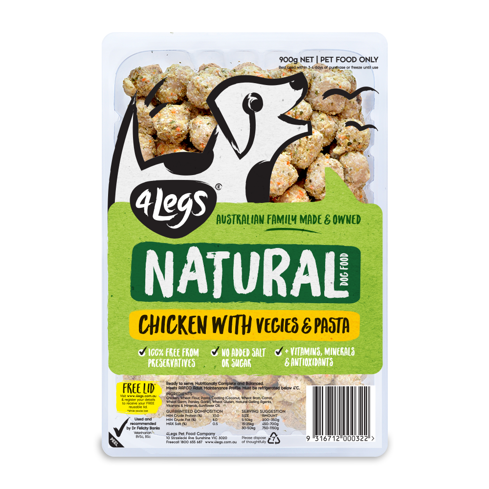 4legs natural dog food reviews for All natural pet cuisine