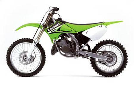 Kawasaki   Stroke Dirt Bike