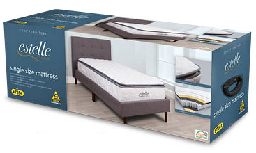estelle aldi mattress in a box questions answers. Black Bedroom Furniture Sets. Home Design Ideas