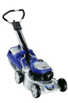 how to start victa lawn mower 4 stroke