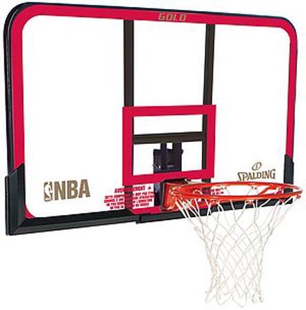 Nba Basketball Backboard Spalding NBA Polycarbo...
