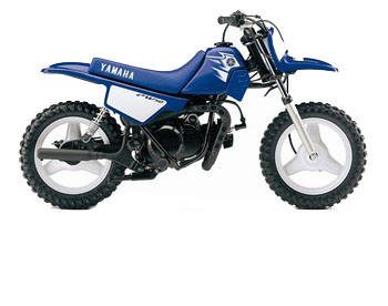 Yamaha pw50 reviews for Yamaha dirt bike plastics