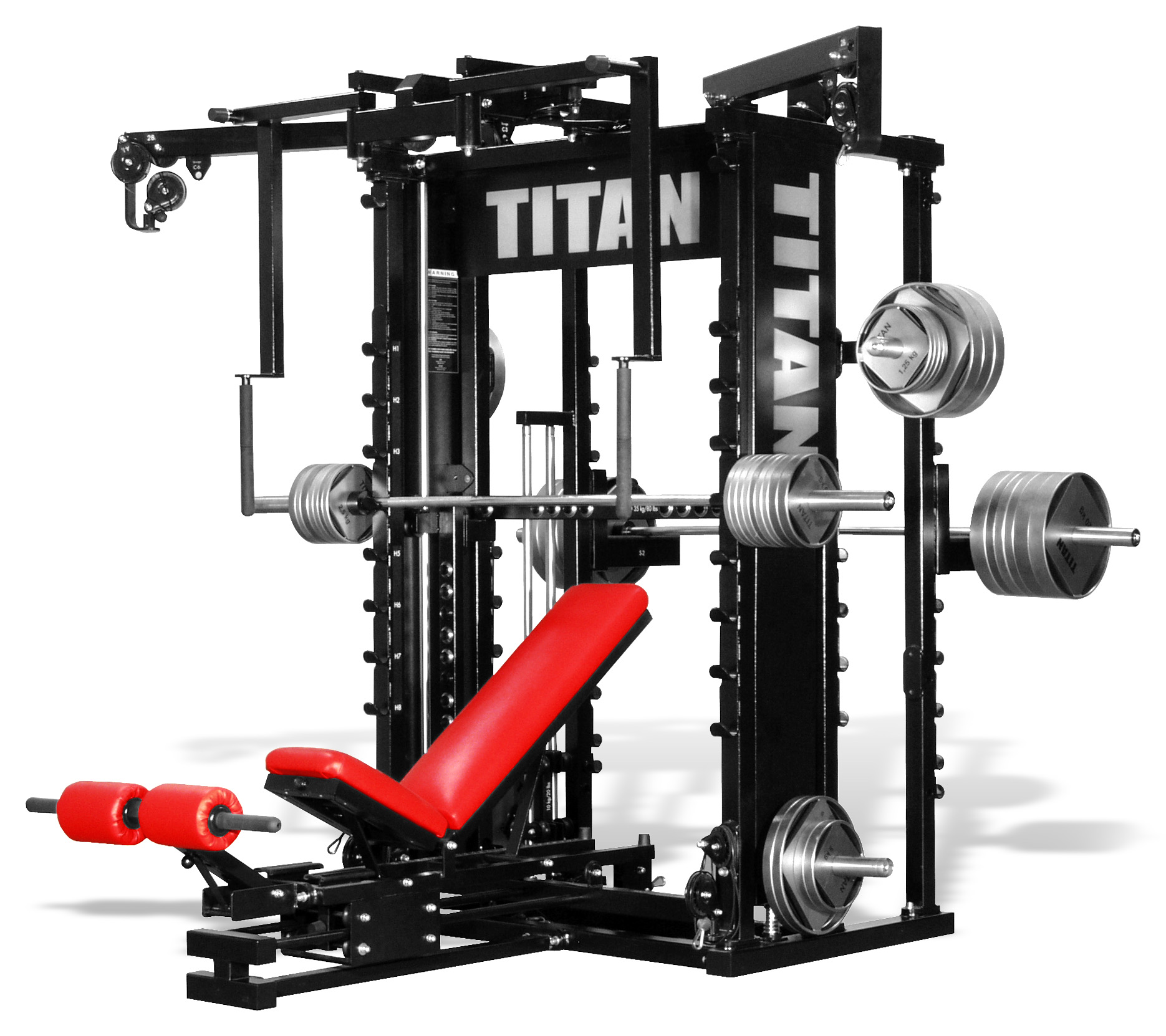 Top Exercise Equipment: Titan T1 / T2 Reviews