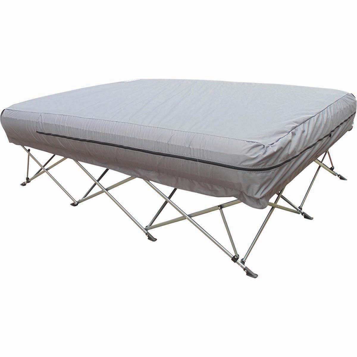 wanderer inflatable mattress instructions