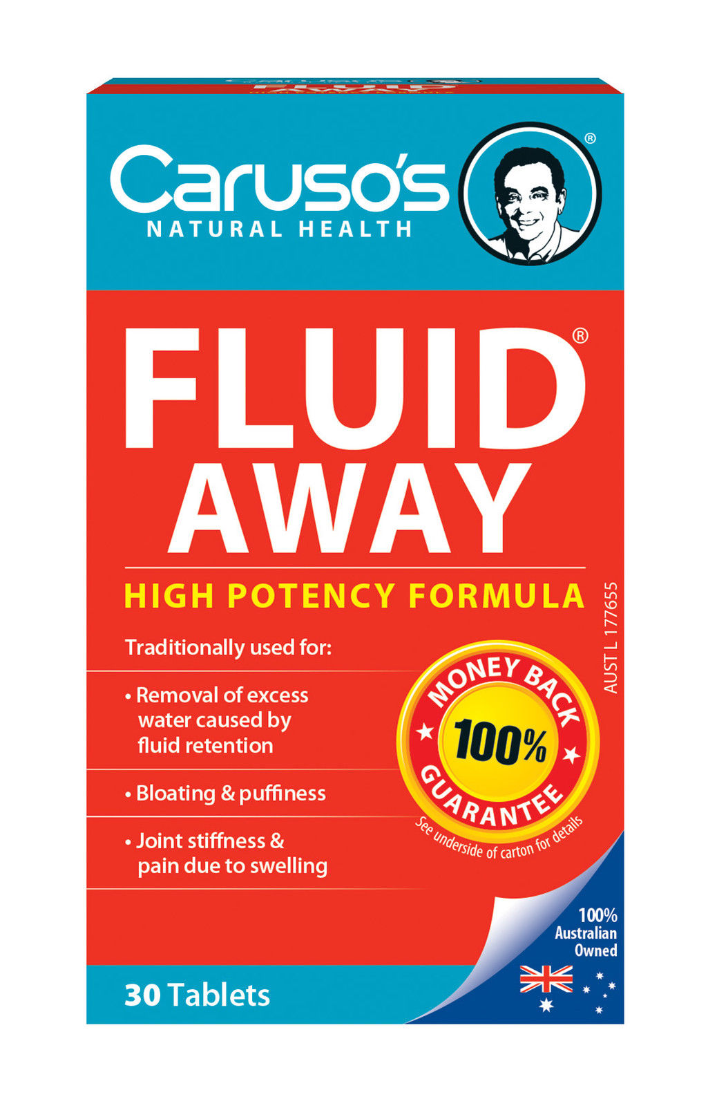 Caruso S Natural Health Fluid Away Review