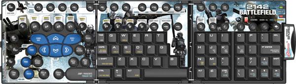 Ideazon Zboard Battlefield 2142 Reviews Productreview Com Au