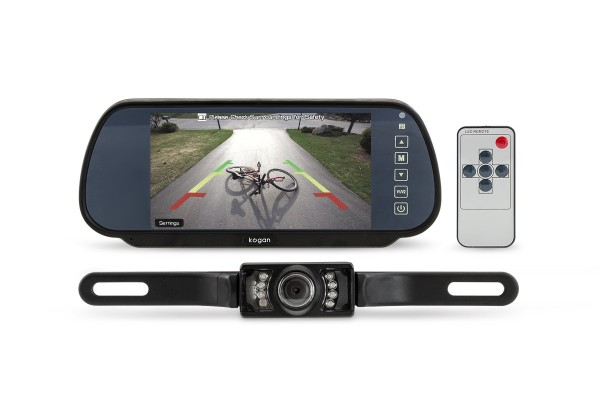 Kogan wireless rear view reversing camera reviews productreview cheapraybanclubmaster Choice Image
